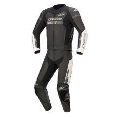 Alpinestars Leather suit GP Force V2 2 PCS Black/White 60
