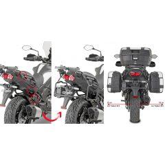 Givi Rapid release side-case holder for MONOKEY® Versys 1000/1000 SE (19)