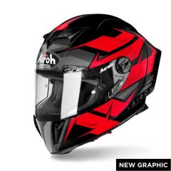 Airoh Helmet GP550 S Wander red matt