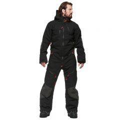 Sweep Drifter Coverall, Black