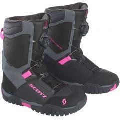 Scott Boot SMB X-Trax EVO Women black/rhodamine red