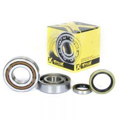 ProX Crankshaft Bearing & Seal Kit KTM125/200SX-EXC '98-16 23.CBS62001