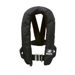 Baltic Winner harness auto inflatable lifejacket black 40-150kg