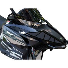 SPI Frogskinz 2012-14 Arctic Cat F/XF/ M Hood Screen Vent Kit (2pc) F0120