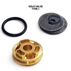 RaceTech Fork rebound gold valve kit FRGV 2302