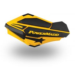 Sentinel Handguards, Ski-Doo Yellow/Black