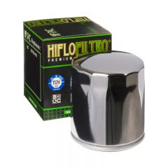 HiFlo oil filter HF174C chrome