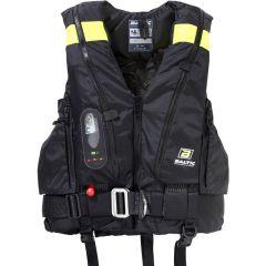 Baltic Hybrid 220 harness manual hybrid buoyancy aid vest black