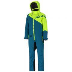 Scott Monosuit K's Dryo lake blue/safety yellow