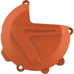 Polisport clutch cover prot. SX/EXC 250/300 17 orange