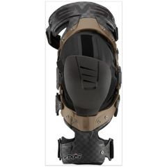 EVS AXIS PRO Knee Brace Black/Copper,