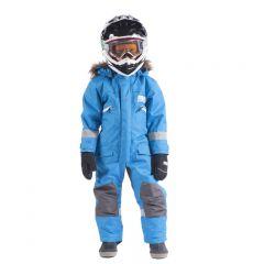 Snowpeople Junior Monosuit Kodiak Blue