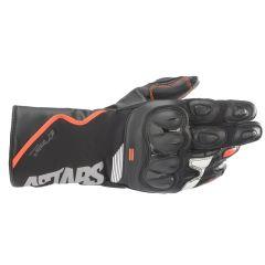 Alpinestars Glove SP-Z Drystar Black/Red Fluo