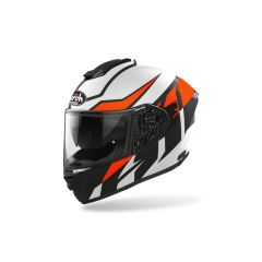 Airoh Helmet ST501 Frost orange Matt