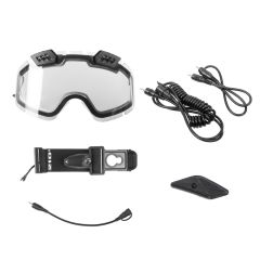 CKX Heated Upgrade kit To Goggle 210° clear