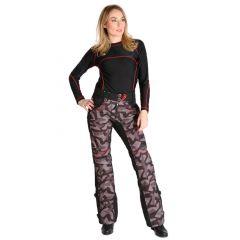 Sweep Textilepants Avatar II Lady, black/grey/camo