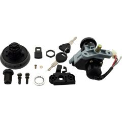 Ignition switch & Lock set, Yamaha Aerox -03 / MBK Nitro -03