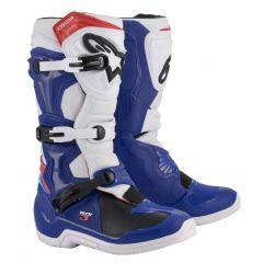 Alpinestars Boot Tech 3 Blue/Wht/Red