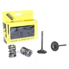 ProX Steel Intake Valve/Spring Kit KX450F '09-15 28.SIS4409-2