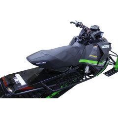 Skinz Seat Cover Black 2014- Arctic Cat ZR/XF SWG147-BK