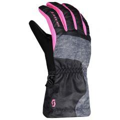 Scott Glove JR Ultimate  black/pink