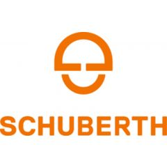 Schuberth S2 connecting clip for finishing edge