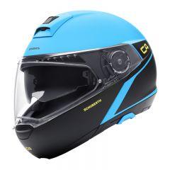 Schuberth helmet C4 Spark blue