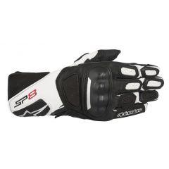 Alpinestars Glove STELLA SP-8 V2 black/white/purple