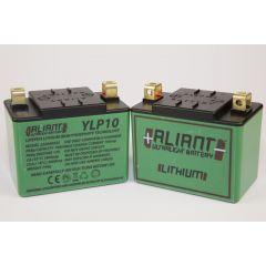 Aliant Ultralight YLP10 lithiumbattery