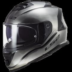 LS2 Helmet FF800 STORM  JEANS  TITANIUM