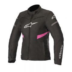 Alpinestars Jacket Women T-Kira vattentät Black/Pink