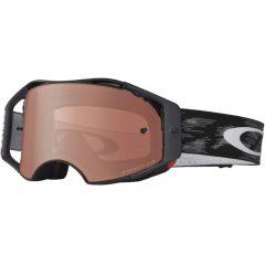 Oakley Goggles Airbrake MX Jet Black wPrizmMX Bronze
