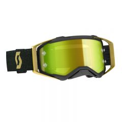 Scott Goggle Prospect black/gold yellow chrome works
