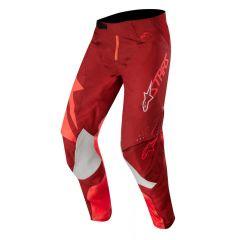 Alpinestars pants Techstar, red/burgundy