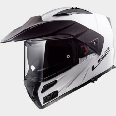 LS2 Helmet FF324 METRO EVO SOLID white