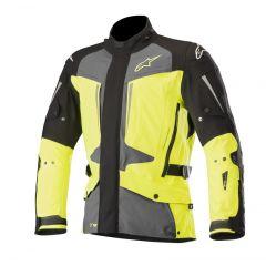 Alpinestars Jacket Yaguara Drystar Tech Air Black/Fluoyellow