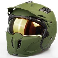 MT Streetfighter SV, matt green