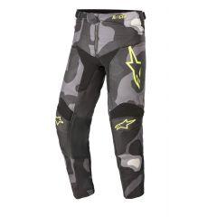 Alpinestars Junior Pants Racer Tactical Camo/Yellow Fluo