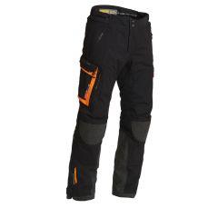 Lindstrands Textile Pants Sunne Black/orange 62