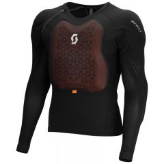 Scott Softcon Air Pro Jacket Protector Black/Grey