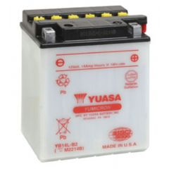 Yuasa battery, YB14L-B2 (cp)