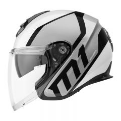 Schuberth Helmet M1 Flux Silver