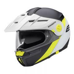 Schuberth helmet E1 Gravity yellow