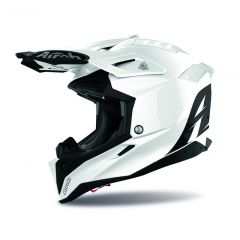 Airoh Helmet Aviator 3 Color white gloss