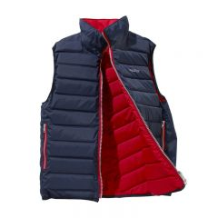 Baltic Flipper buoyancy aid vest navy/red