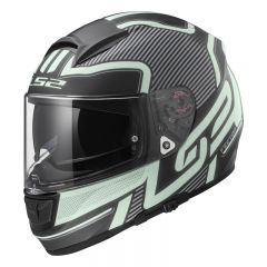 LS2 Helmet FF397 VECTOR ORION Matt Black
