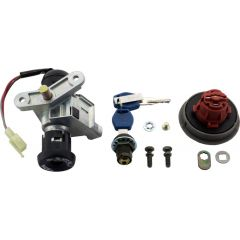 Ignition switch & Lock set, Yamaha Aerox 03- / MBK Nitro 03-