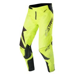 Alpinestars pants Techstar, black/fl yellow