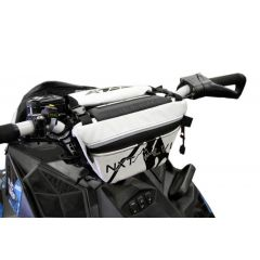 Skinz Next Level Handlebar Pak White 2011-15 Polaris Pro RMK/Switchback Assault