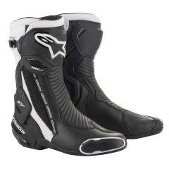Alpinestars Boots SMX Plus v2 Black/White